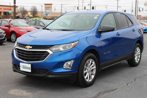 2019 Chevrolet Equinox LS Fort Wayne Auburn and Kendallville IN