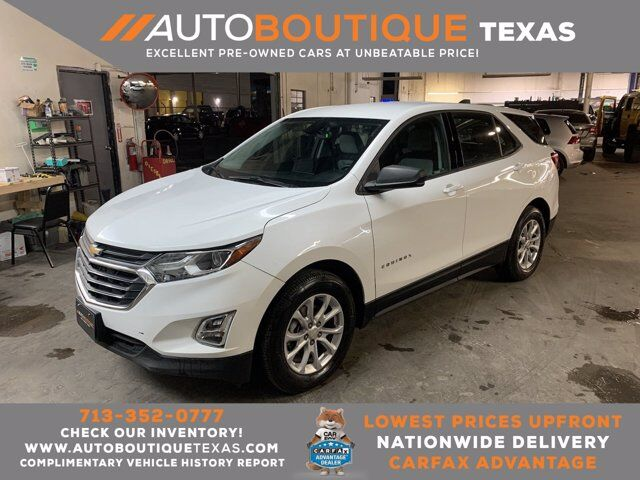 2019 Chevrolet Equinox LS Houston TX
