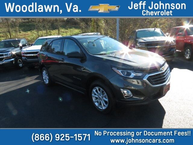 2019 Chevrolet Equinox LS Woodlawn VA