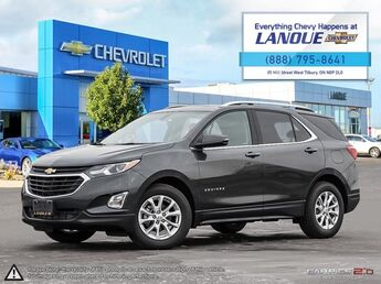 2019_Chevrolet_Equinox_LT  - Bluetooth -  Heated Seats_ Tilbury ON