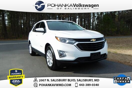 2019_Chevrolet_Equinox_LT ** ONE OWNER ** CLEAN CARFAX **_ Salisbury MD