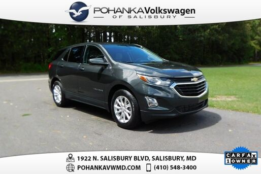 2019_Chevrolet_Equinox_LT 1LT ** ONE OWNER ** 32+ MPG **_ Salisbury MD
