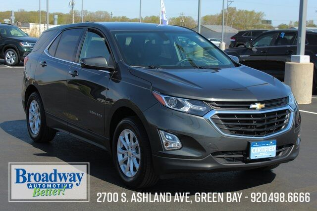 2019 Chevrolet Equinox LT 1LT Green Bay WI