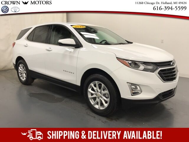 2019 Chevrolet Equinox LT 1LT Holland MI