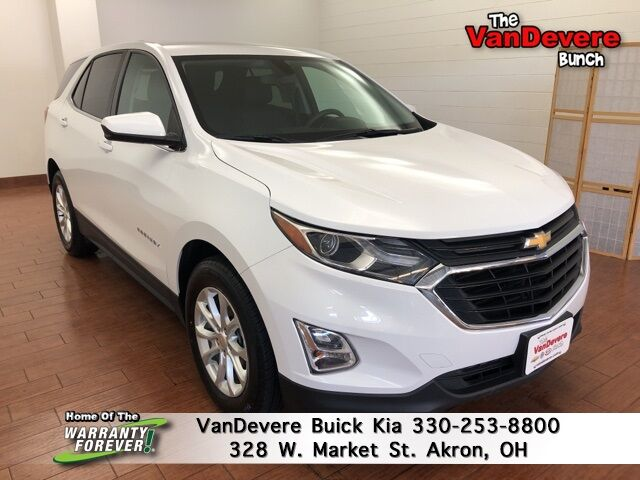 2019 Chevrolet Equinox LT Akron OH