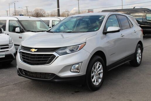 2019 Chevrolet Equinox LT Fort Wayne Auburn and Kendallville IN