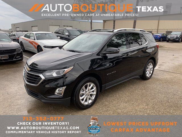 2019 Chevrolet Equinox LT Houston TX