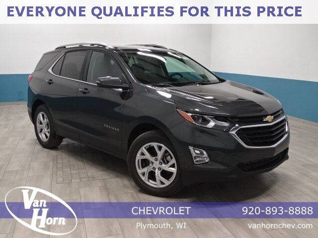 2019 Chevrolet Equinox LT Plymouth WI