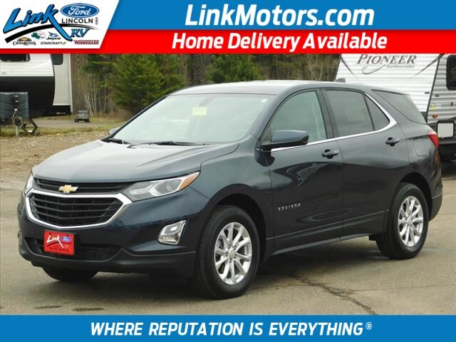 2019 Chevrolet Equinox LT Rice Lake WI