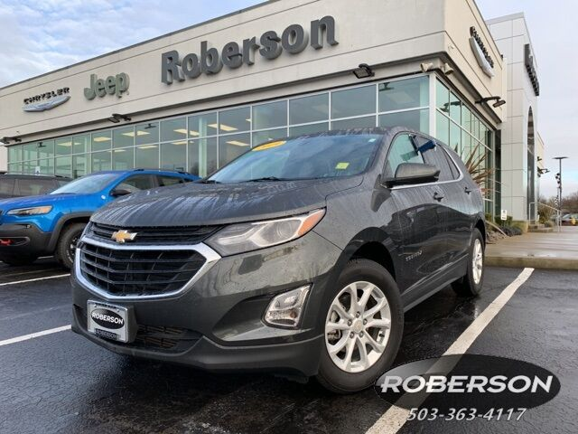 2019 Chevrolet Equinox LT Salem OR