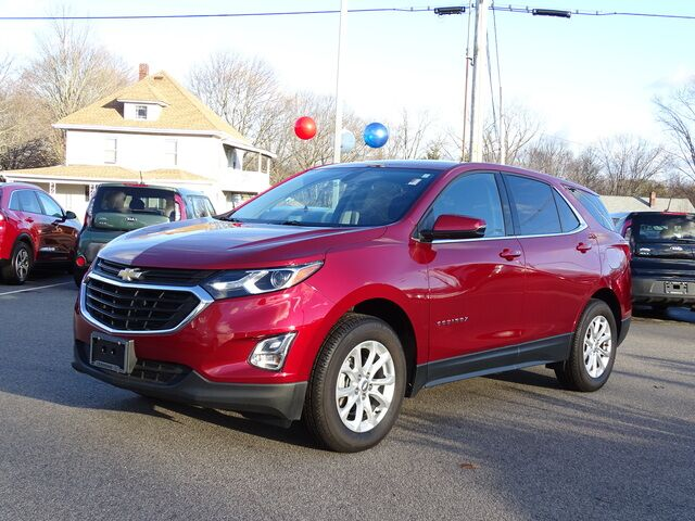 2019 Chevrolet Equinox LT South Attleboro MA