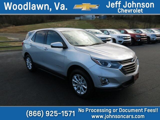 2019 Chevrolet Equinox LT Woodlawn VA