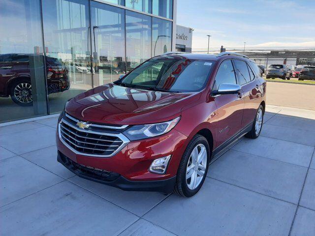 2019 Chevrolet Equinox PREMIUM | AWD | LEATHER | ***GREAT DEAL*** Calgary AB