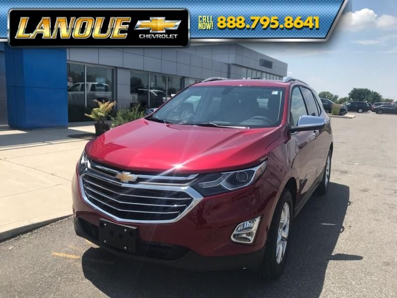 2019 Chevrolet Equinox Premier  - Leather Seats Tilbury ON