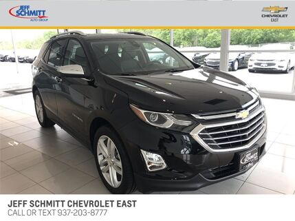 2019_Chevrolet_Equinox_Premier_ Dayton area OH