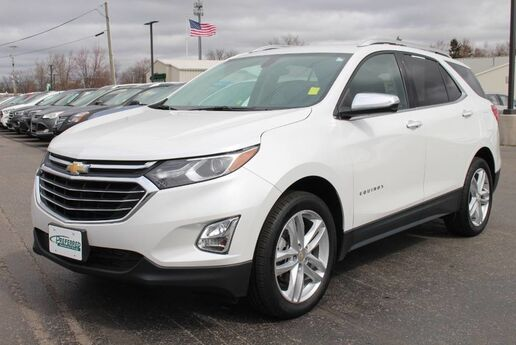 2019 Chevrolet Equinox Premier Fort Wayne Auburn and Kendallville IN