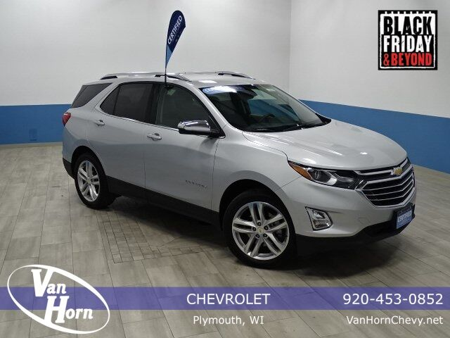 2019 Chevrolet Equinox Premier Plymouth WI