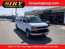 2019_Chevrolet_Express 15 Passenger_LT_ San Diego CA