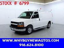 2019_Chevrolet_Express 2500_~ Ladder Rack & Shelves ~ Only 20K Miles!_ Rocklin CA