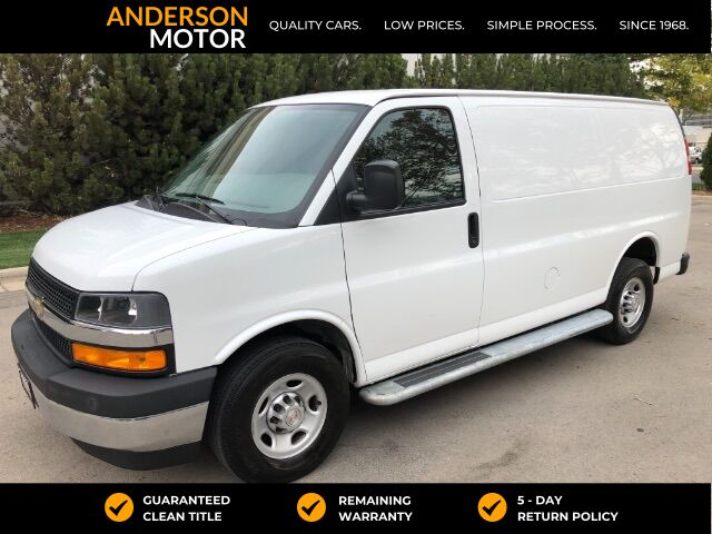 2019 Chevrolet Express 2500 Cargo Salt Lake City UT