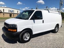 2019_Chevrolet_Express 2500 Cargo Van w/ Ladder Rack & Bins 6.0L__ Ashland VA