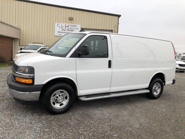 2019 Chevrolet Express 2500 Cargo Van w/ Partition & 6.0L  Ashland VA