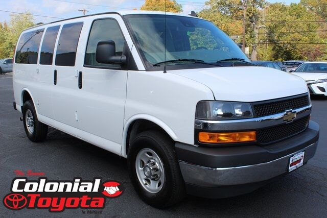 2019 Chevrolet Express 2500 LT Milford CT