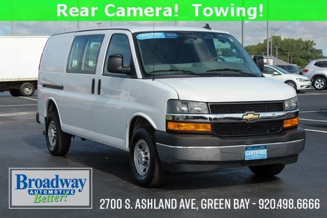 2019 Chevrolet Express 2500 Work Van Cargo Green Bay WI