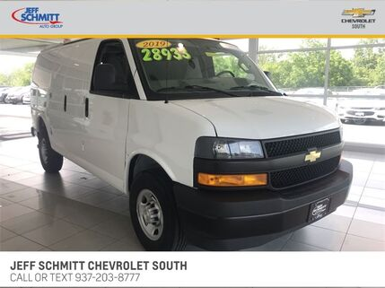 2019_Chevrolet_Express 2500_Work Van_ Dayton area OH