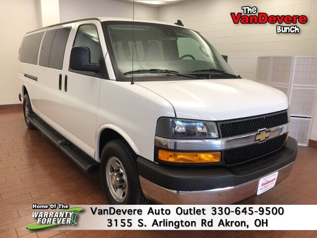 2019 Chevrolet Express 3500 LT Akron OH