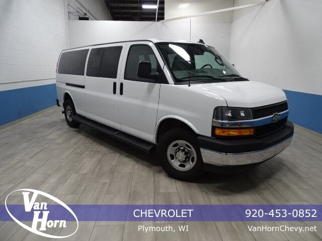 2019 Chevrolet Express 3500 LT Milwaukee WI