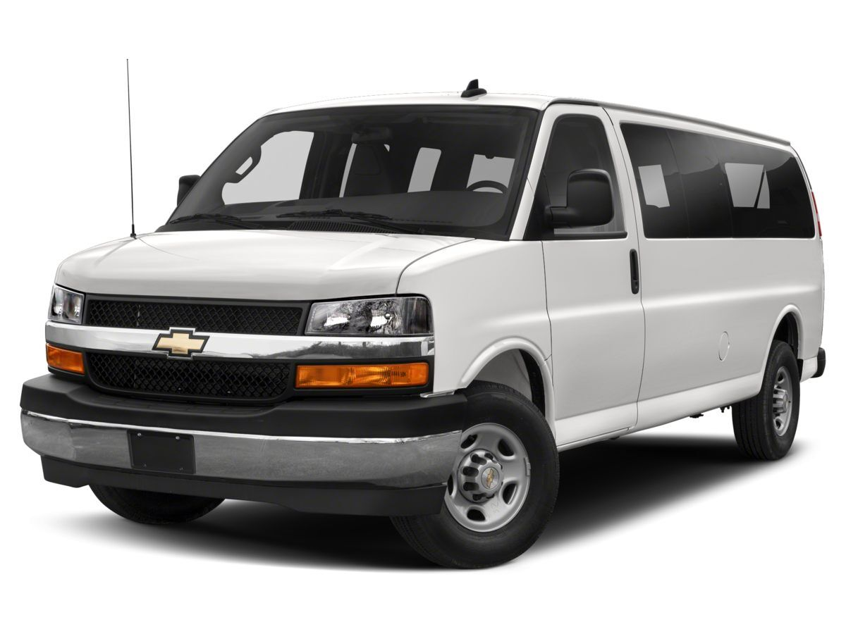 2019 Chevrolet Express 3500 LT Passenger Green Bay WI