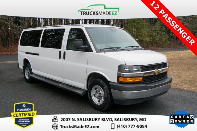 2019 Chevrolet Express 3500 LT Salisbury MD