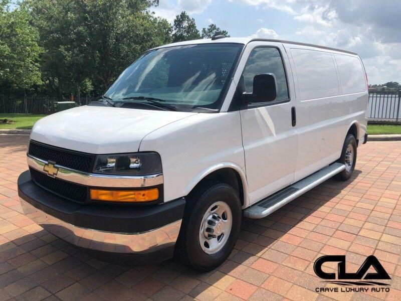 2019 Chevrolet Express Cargo Van  The Woodlands TX