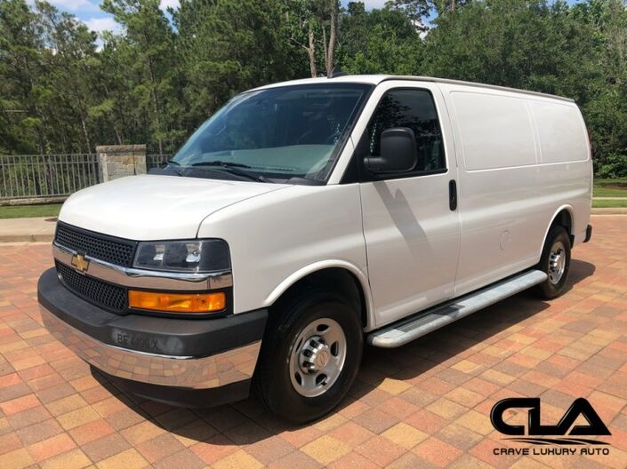 2019 Chevrolet Express Cargo Van  The Woodlands TX