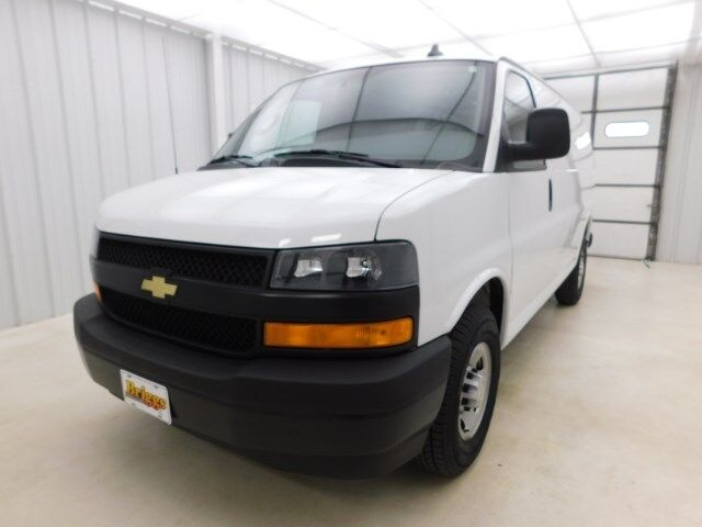2019 Chevrolet Express Cargo Van RWD 2500 135 Manhattan KS