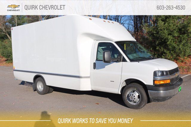 2019 Chevrolet Express Commercial Cutaway BASE Manchester NH
