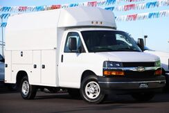 2019_Chevrolet_Express Commercial Cutaway_G3500_ Roseville CA