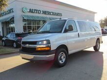 2019_Chevrolet_Express_LT 3500 Extended BACK UP CAMERA,REAR PARKING AID,UNDER FACTORY WARRANTY!_ Plano TX