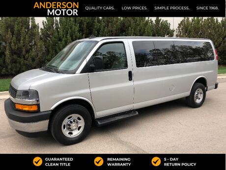 2019 Chevrolet Express LT 3500 Extended Salt Lake City UT