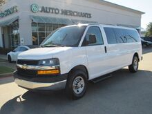 2019_Chevrolet_Express_LT 3500 Extended*BACK UP CAMERA,REAR PARKING AID,UNDER FACTORY WARRANTY!_ Plano TX