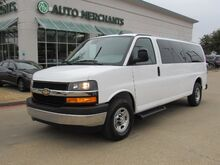 2019_Chevrolet_Express_LT 3500 Extended*BACKUP CAMERA,REAR PARKING AID,REAR CLIMATE CONTROL,MP3,UNDER FACTORY WARRANTY!_ Plano TX