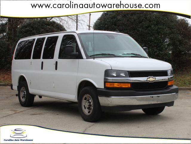 2019 Chevrolet Express Passenger LS Concord NC