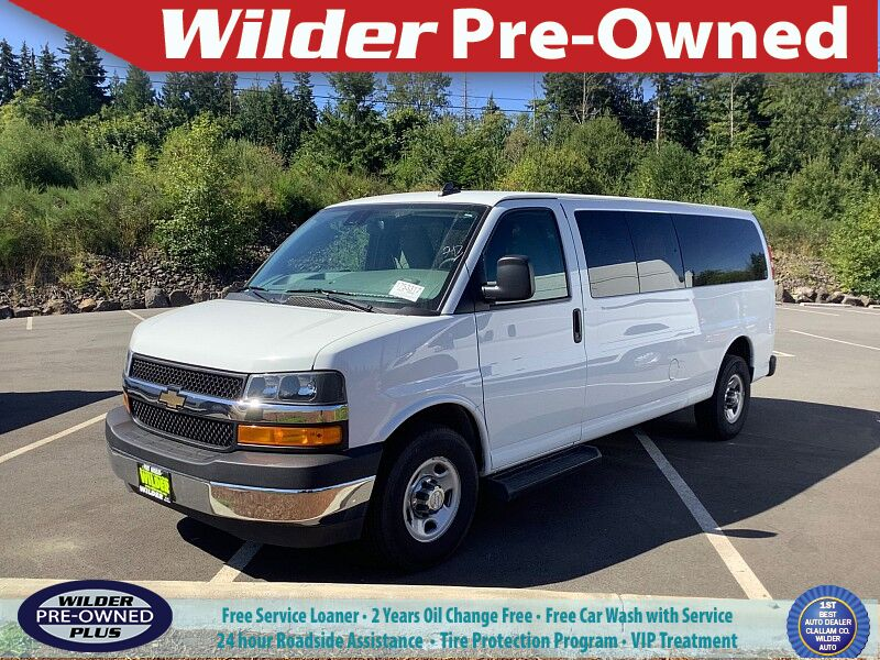 2019 Chevrolet Express Wagon LT