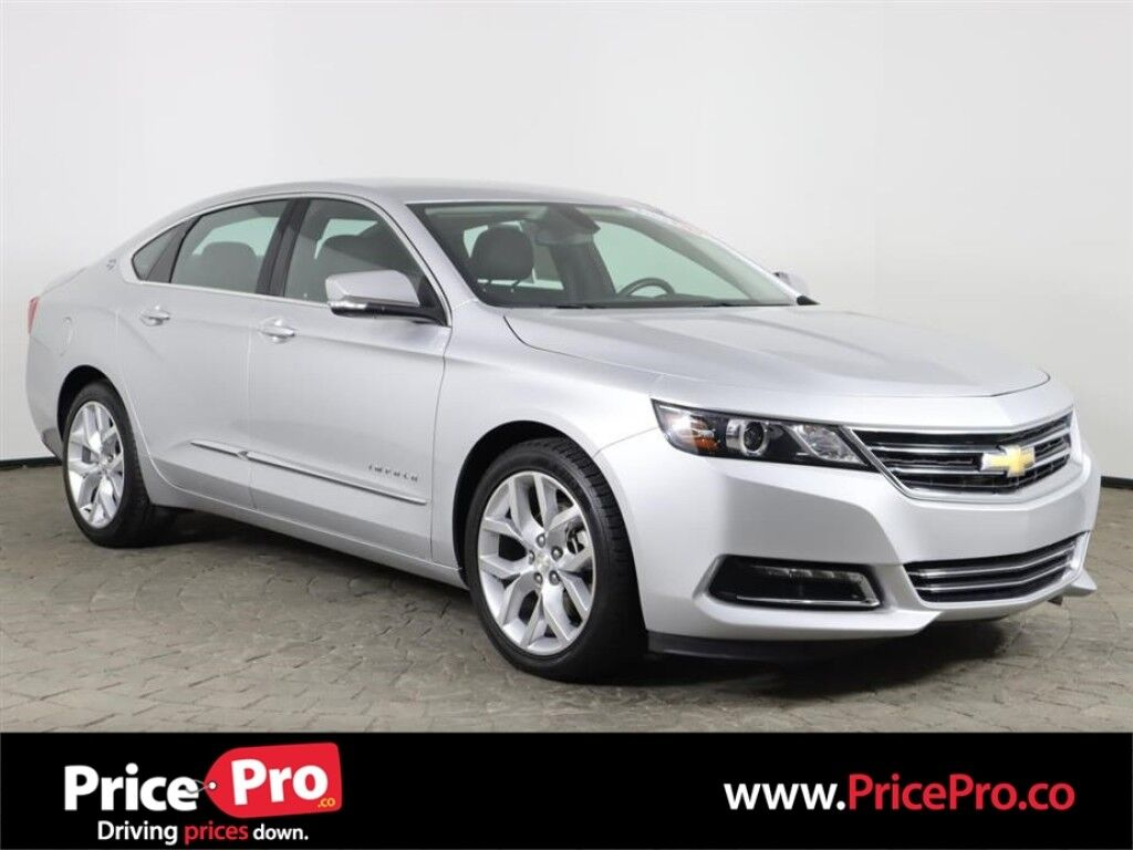 2019 Chevrolet Impala 2LZ w/Nav/Heated Leather Maumee OH