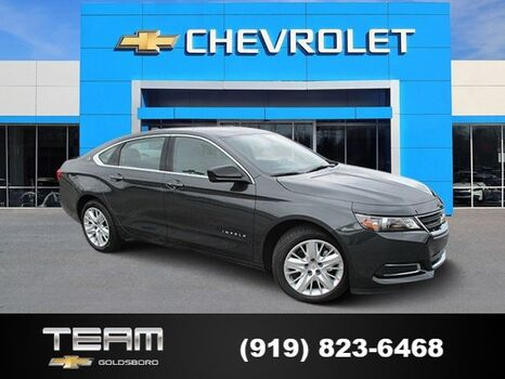 2019_Chevrolet_Impala_LS_ Salisbury NC