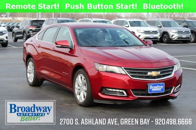 2019 Chevrolet Impala LT 1LT Green Bay WI