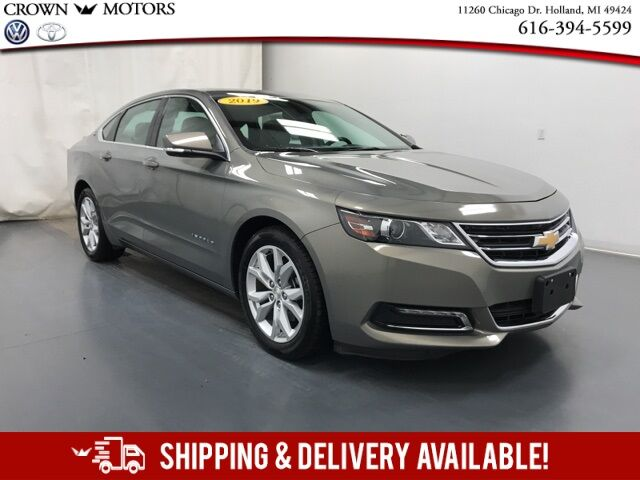 2019 Chevrolet Impala LT 1LT Holland MI