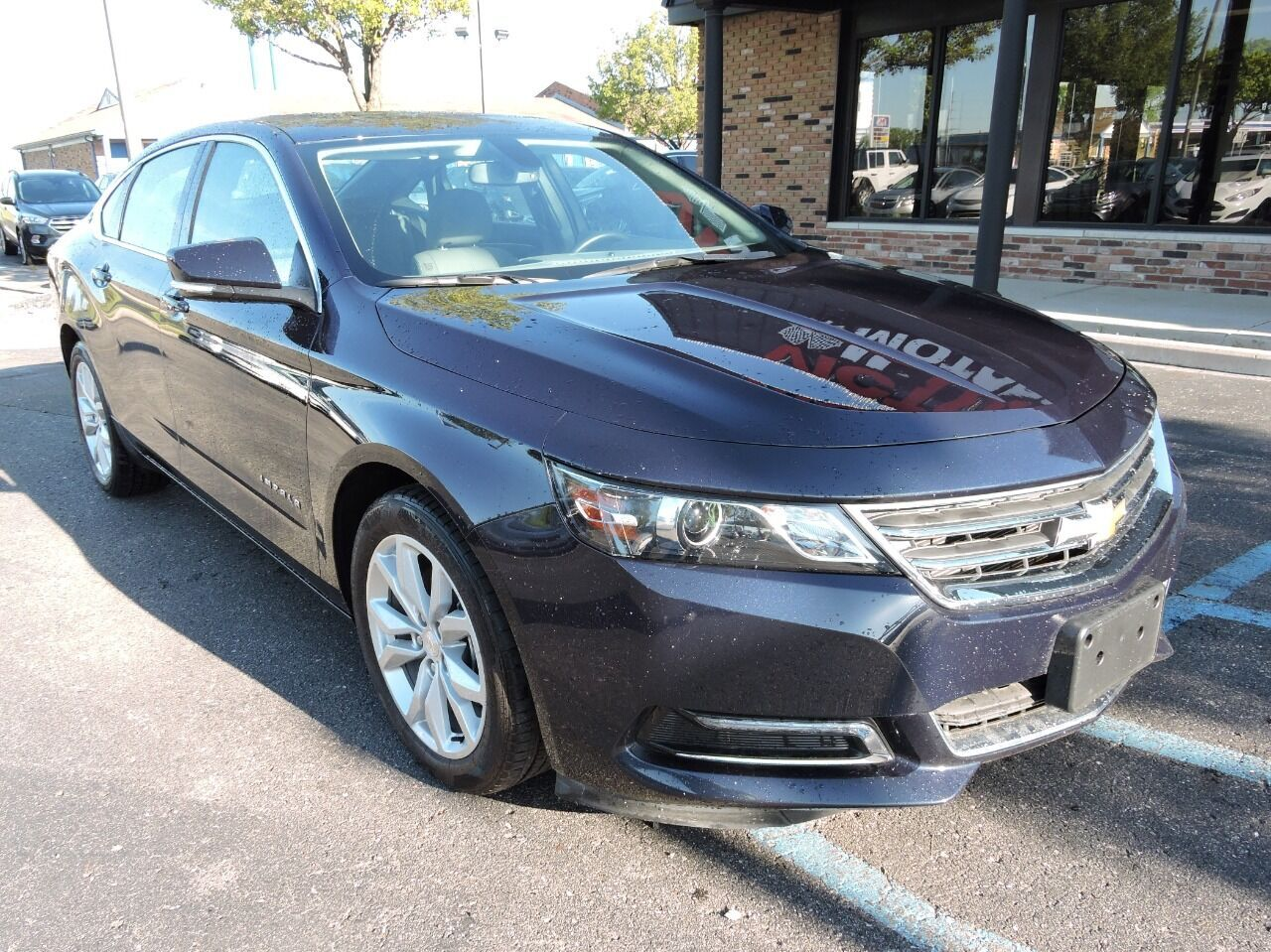 2019 Chevrolet Impala LT 4dr Sedan Chesterfield MI