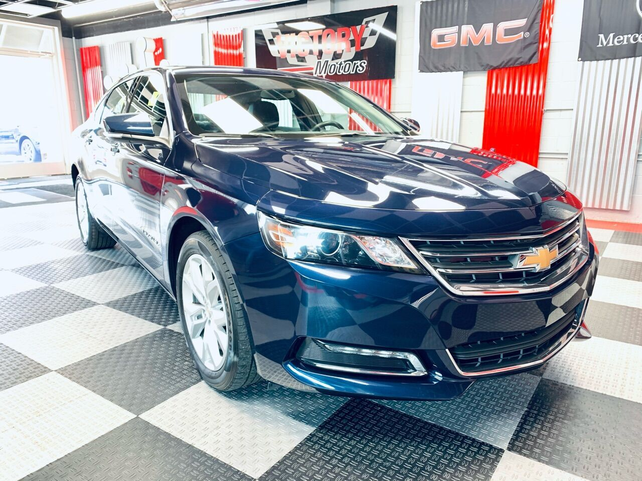 2019 Chevrolet Impala LT 4dr Sedan